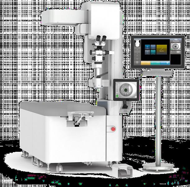 Laser Excimer Ophtalmologiste